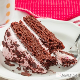 Moist Chocolate Beet Cake with Cream Cheese Frosting