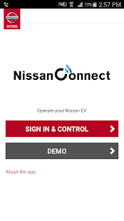 Nissan Canada LEAF- screenshot thumbnail