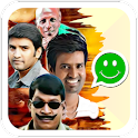 Tamil Stickers for Whatsapp - WAStickerApps icon