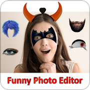 Photo Editor Funny Face 2019 App Report on Mobile Action
