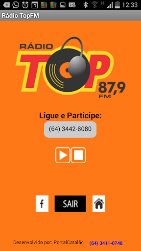 Top FM Catalão