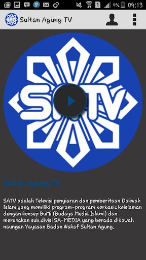 Sultan Agung TV