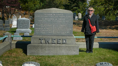 Photo: Laurie and Boss Tweed's kid