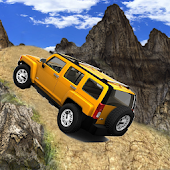 Mountain climb jeep 4x4 drive simulator