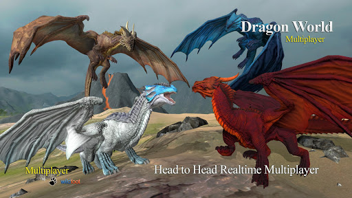 Dragon Multiplayer 3D  {cheat|hack|gameplay|apk mod|resources generator} 3