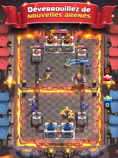 Clash Royale Capture d'écran