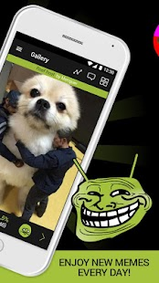 Memedroid Pro: Funny memes - náhled