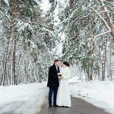 Wedding photographer Elizaveta Gubanova (gubanova19). Photo of 18.01.2018