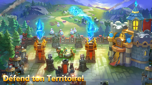 Castle Clash: RPG War and Strategy FR  screenshots 2