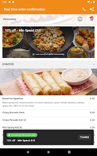Cheng Ye Chinese Restaurant - Worcester for PC-Windows 7,8,10 and Mac apk screenshot 16