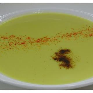 Calabaza Soup.