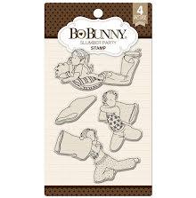 BoBunny Clear Stamps 6X4 - Slumber Party UTGÅENDE