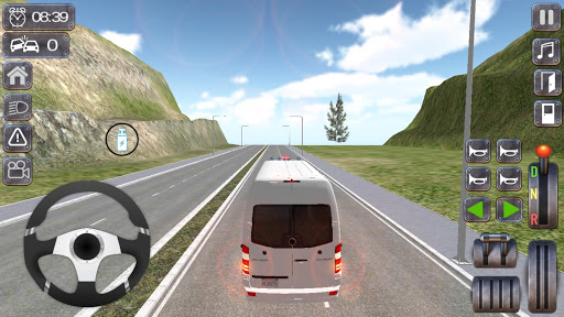 Minibus Sprinter Passenger Game 2019 2.10 screenshots 9