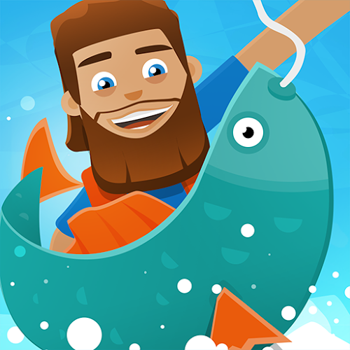 Hooked Inc: Fisher Tycoon [Mod] 2.8.1mod