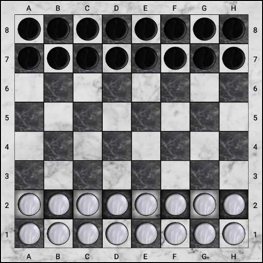 Gothic Checkers (game)