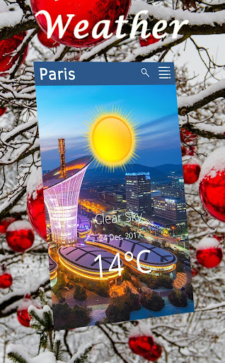 Huawei P20 Pro Weather Forecast 1.0 screenshots 4