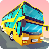 City Coach Bus Sim 2019 Android APK Download Free By Fun Blocky Games