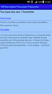 App 100 Expressions Françaises APK for Windows Phone