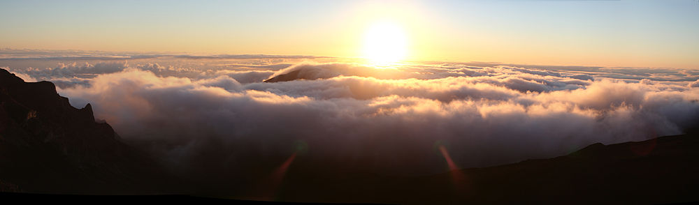 Sunrise at Haleakal─ü