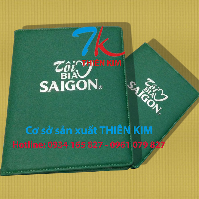 Cơ sở gia công bìa menu, sản xuất bìa menu, chuyên sản xuất bìa sổ, cung cấp bìa trình ký, bìa menu,