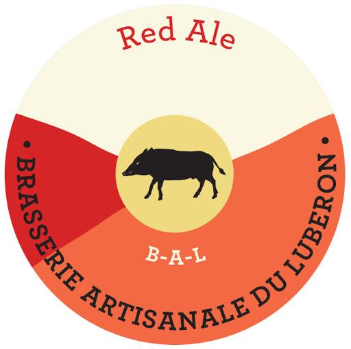 RED ALE Bal étiquette