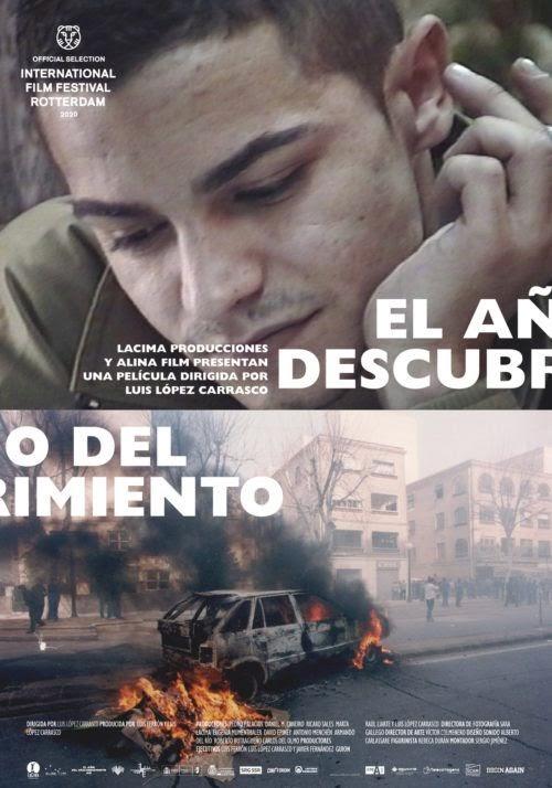 El año del descubrimiento - Luis López Carrasco - Crítica - CINEMAGAVIA