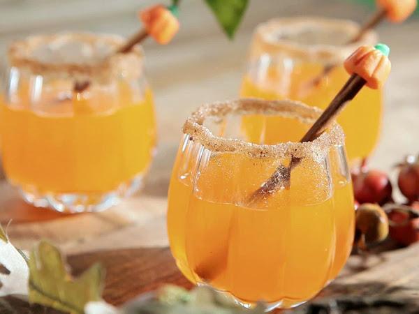 Pumpkin Sangria Recipe