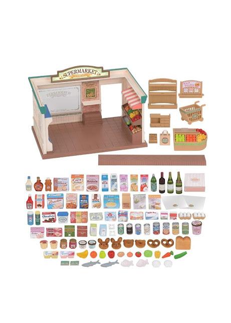 Contenido real de Supermercado