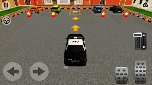 Police Car Parking 1.0 screenshots 2