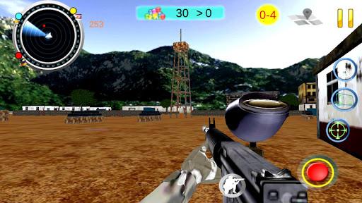 PaintBall Combat  Multiplayer  screenshots 9