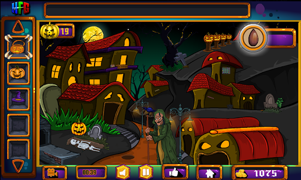 halloween escape games 2016 apk screenshot