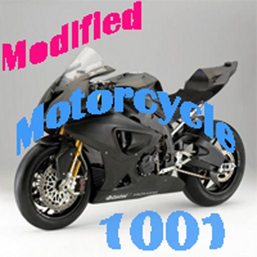 Modifikasi Motor Terlengkap