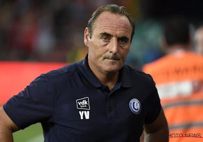 Yves Vanderhaeghe met la pression sur ses joueurs en Europa League
