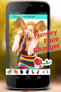 Make Me Girl - Face Changer - náhled