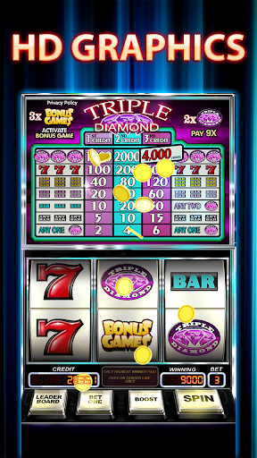 Free Slots Triple Diamond 2.9 screenshots 9