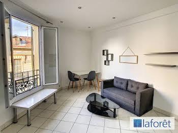 Appartement meublé 2 pièces 44,55 m2