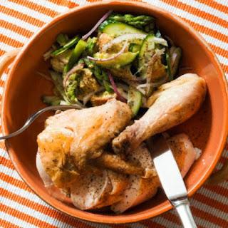 Weight Watchers Lots-of-Vegetables Chicken Panzanella Salad
