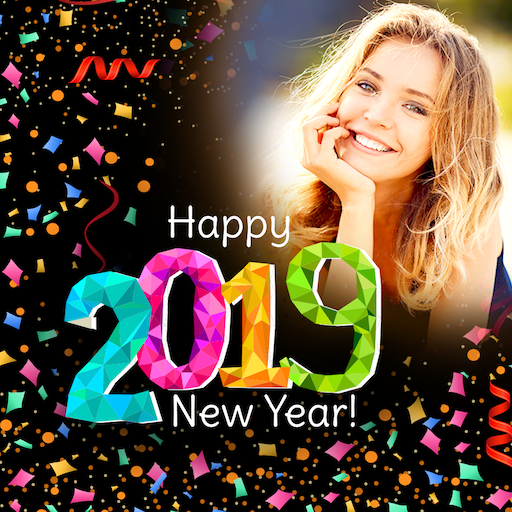 Happy New Year Photo Frame 2019 Photo Editor Apps On Google Play