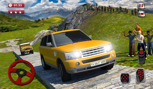 Cruiser Car Stunts: Dragon Road Driving Simulator apktram screenshots 13