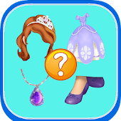 Guess The Princess - Quiz Pics