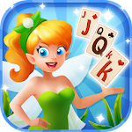 Forest Fairy Solitaire Icon
