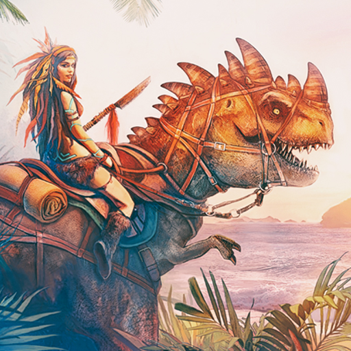 Jurassic Survival Island: Evolve Pro game for Android