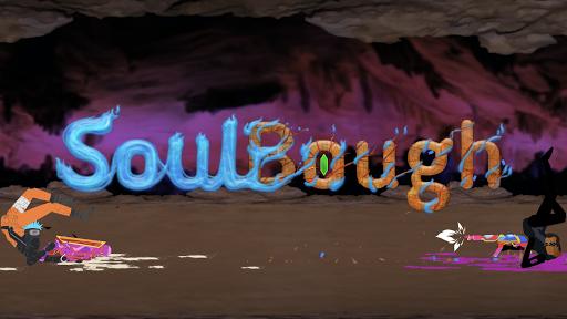 SoulBough: Ragdoll Shooter Sandbox Online apkmartins screenshots 1