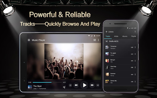 Music Player - Audio Player with Sound Changer 1.2.2 screenshots 10