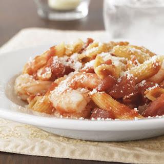 Shrimp Pomodoro Pasta.