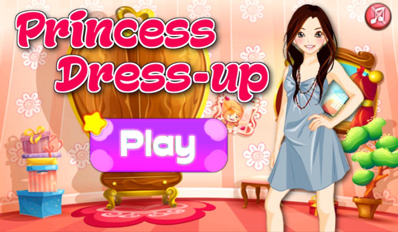 Dress up games girl - Prom Dress Up Girl Games Screenshot