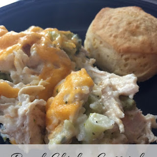 Cheese Rice And Shredded Chicken Casserole Recipes