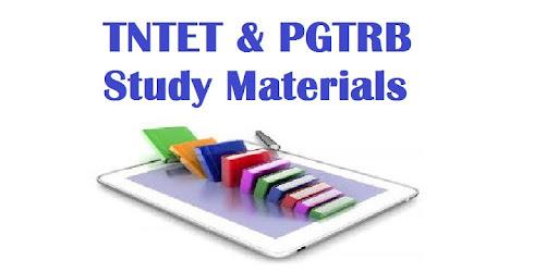 TNTET & PGTRB Studymaterials - Apps on Google Play