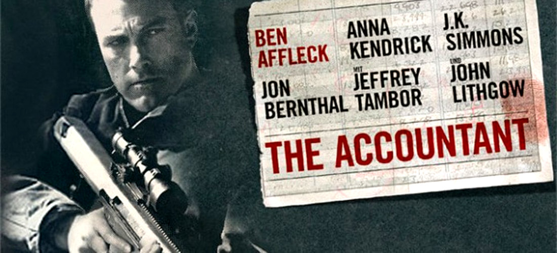 The Accountant - movie poster