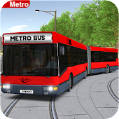 Metro Bus Game : Bus Simulator